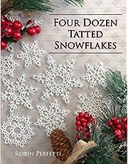 Four Dozen Tatted Snowflakes