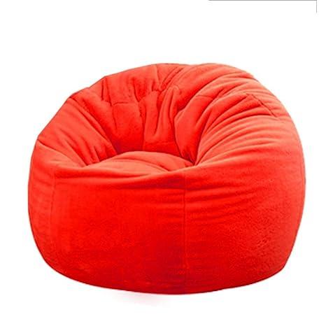 Amazing Amazon Com Lazy Sofa Bean Bag Chair Machine Washable Covers Creativecarmelina Interior Chair Design Creativecarmelinacom