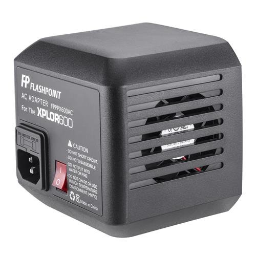 Flashpoint AC Adapter Unit for The XPLOR 600 R2 Monolight