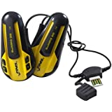 Finis SwiMP3.2G Waterproof MP3 Player (Yellow/Black)