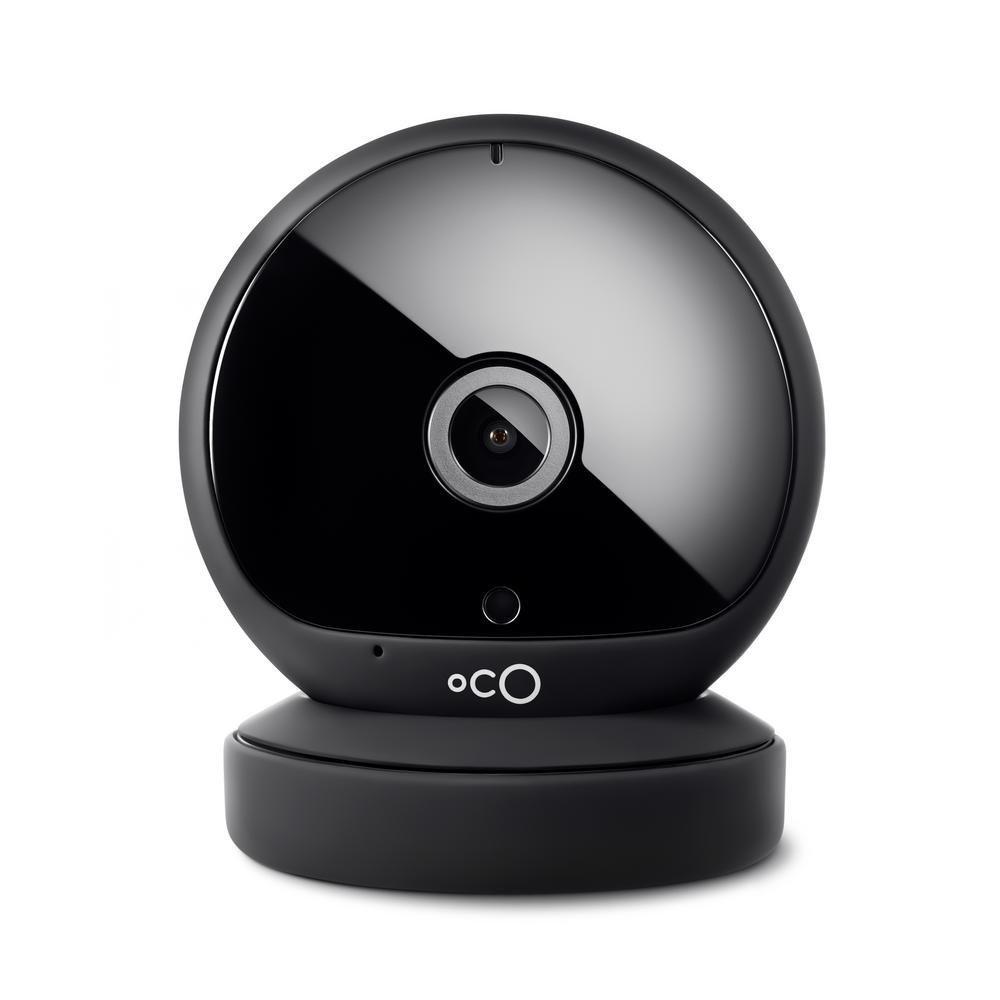 Oco フルHD 防犯 セキュリティ カメラ モニター SDカード&クラウドストレージ機能付き Oco2 B01MUBD8K9