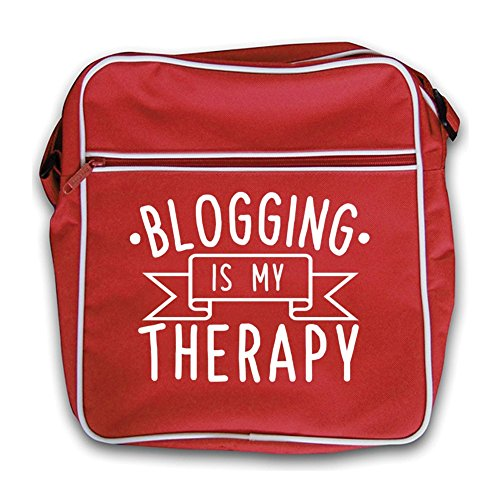 My Blogging Retro Is Flight Is Bag Therapy Blogging Red Red wqrrXt4