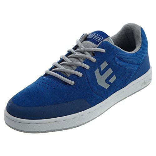 Etnies Marana Skate Shoe (Toddler/Little Kid/Big Kid),Blue/White,7 M US Big Kid