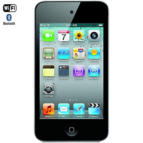 Apple iPod touch 8GB Black (4th Generation) A1367-8GB -