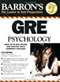 img - for Barron's GRE Psychology (Barron's: The Leader in Test Preparation) book / textbook / text book