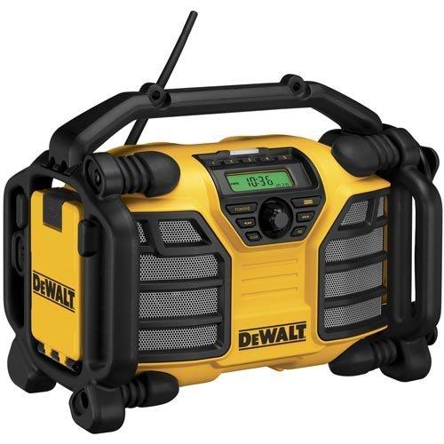 DEWALT DCR015 12V/20V MAX Worksite Charger Radio (Certified Refurbished)