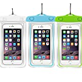 5050 conditioner - Waterproof Case Universal CellPhone Dry Bag Pouch CaseHQ for Apple iPhone 6S, 6, 6S Plus, SE, 5S, Samsung Galaxy S7, S6 Note 7 5, HTC LG Sony Nokia Motorola up to 5.7