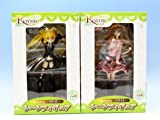 Rewrite scene figure Rewrite animation prize Fleurs (with all two full set + Poster bonus)