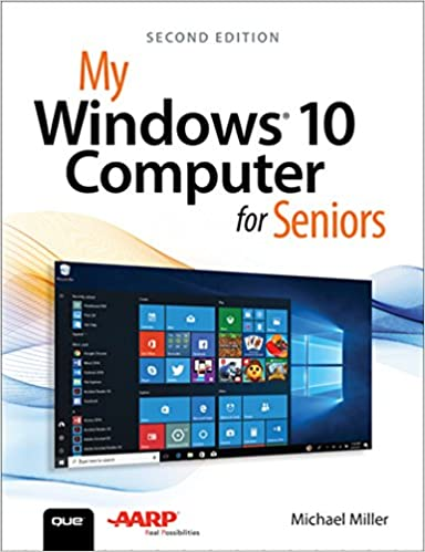 Amazon com: My Windows 10 Computer for Seniors (My   ) eBook