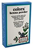 Colora Henna Powder Hair Color Ash Brown 2oz (3 Pack)