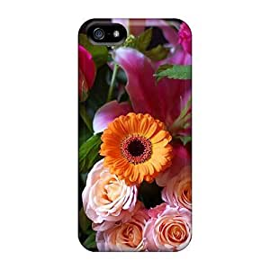 Tpu Case For Iphone 5/5s With WonderwallOasis Design