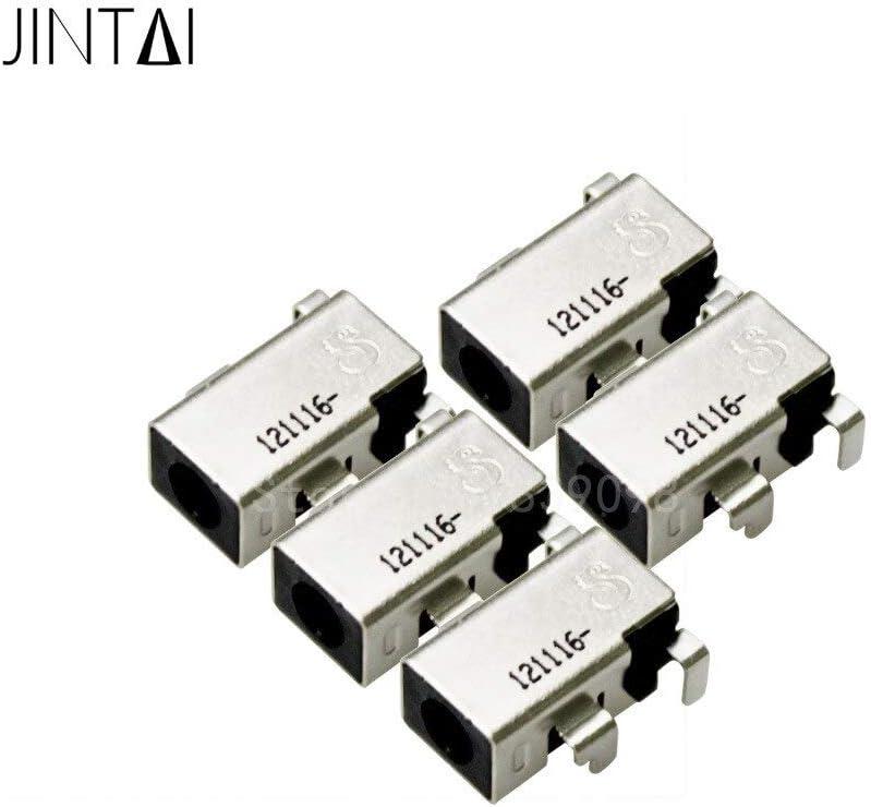 Occus - Cables 10pcs JINTAI Laptop New DC AC Power Jack Socket Connector for Acer chromebook C720-3605 C720-3404 C720 C720P-29554G01aii C720P - (Cable Length: 10pcs)