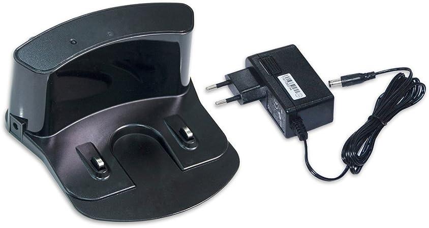 iLife Home Base de carga Dock para iLife A4 A4S Robot aspiradora robot aspiradora repuestos accesorios casa automática Dock: Amazon.es: Hogar