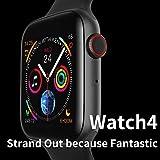 Smartwatch Iwo 8 Lite Serie 4 Relógio Inteligente 44mm Bluetooth
