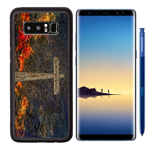 Msd Premium Samsung Galaxy Note8 Aluminum Backplate Bumper Snap Case Image Id  13613037 Cross In Sky