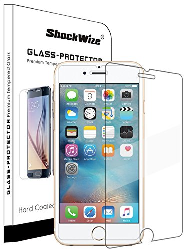 iPhone Protector ShockWize Tempered Premium product image