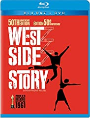 Rival New York City gangs affect the love of a young man and woman from each side. Oscars for best picture, directors Robert Wise and Jerome Robbins; supporting Oscars for George Chakiris and Rita Moreno.