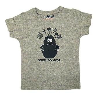c6da8402b2046 Barbapapa - Body et tee shirt Barbapapa Visage - Taille 9-11ans ...