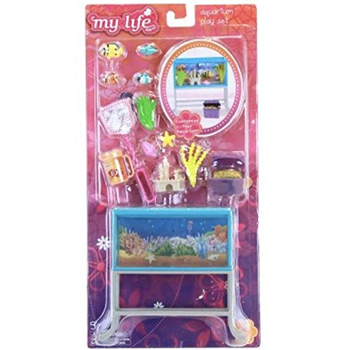 Aquarium Play Set My Life As 18 inch Doll Accessories