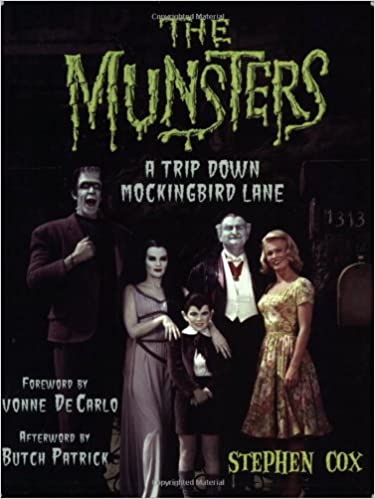 Image result for munsters stephen cox book cover