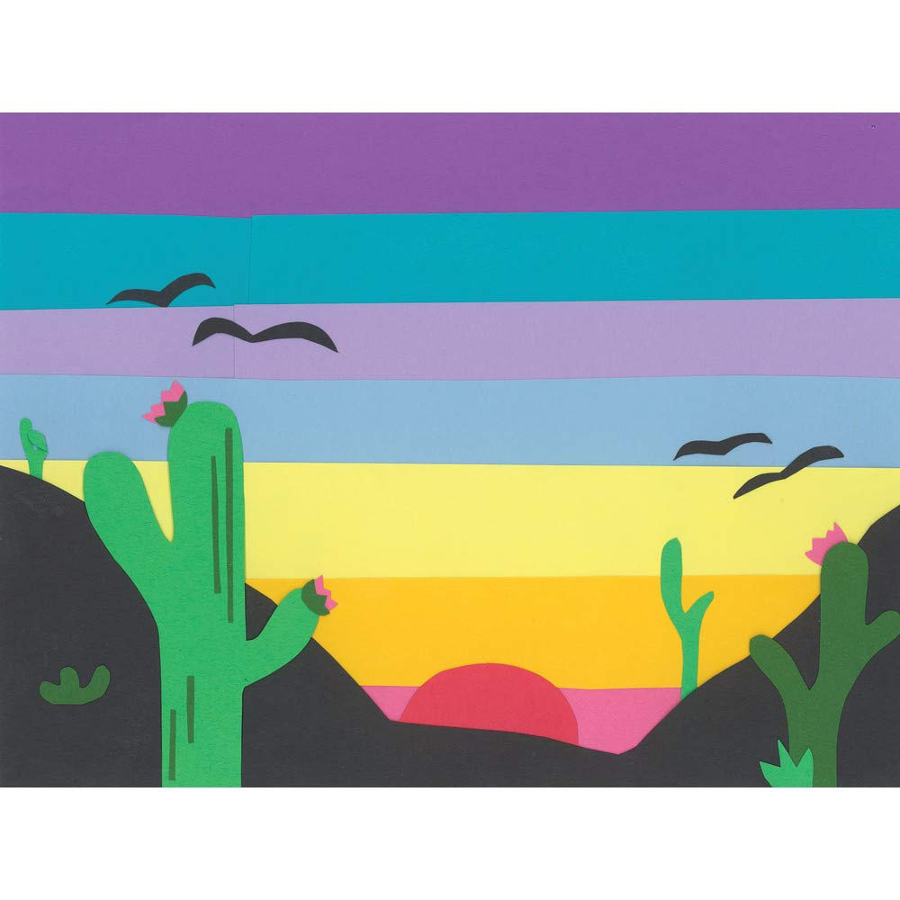 Tru-Ray Heavyweight Construction Paper, Purple,  9'' x 12'', 50 Sheets by Tru-Ray (Image #3)