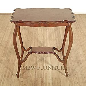 antique mahogany edwardian end side table c1910 - Antique Mahogany End Tables