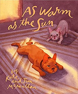 Book Cover: As Warm As the Sun