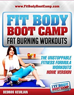 Body Boot Camp Burning Workouts ebook