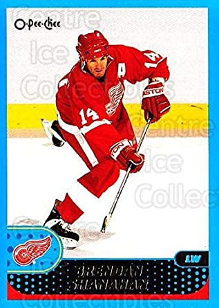 166ce71671d Amazon.com: (CI) Brendan Shanahan Hockey Card 2001-02 O-Pee-Chee ...