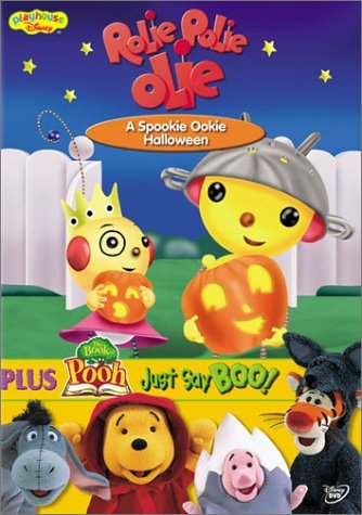 Rolie Polie Olie: A Spookie Ookie Halloween / Pooh Just Say (A Disney Halloween Cartoon)