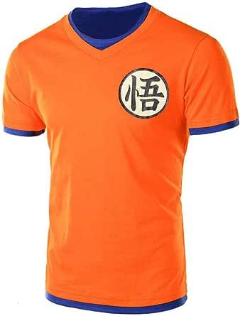 Dragonzzz Dragon Ball Series Camiseta Hombre 3D Dragon Ball ...