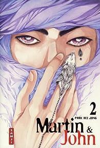 Martin & John, Tome 2 : par Hee-Jung Park