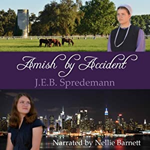 Amish by Accident Audiobook