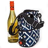 wine bag spigot - The Original Turkey Vulture Wine Bag (Diamond Pattern)