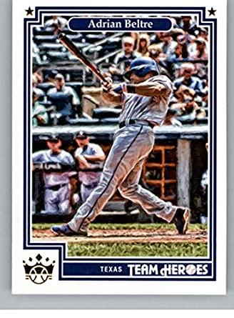 Amazoncom 2019 Panini Diamond Kings Team Heroes 23 Adrian