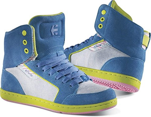 Etnies Skateboard ladies Shoes Woozy Blue Etnies Shoes