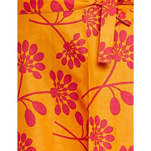 ShalinIndia - Camisola - para mujer amarillo