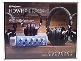 PRESONUS HP4 Headphone Amplifier+ (4) HD9 Studio