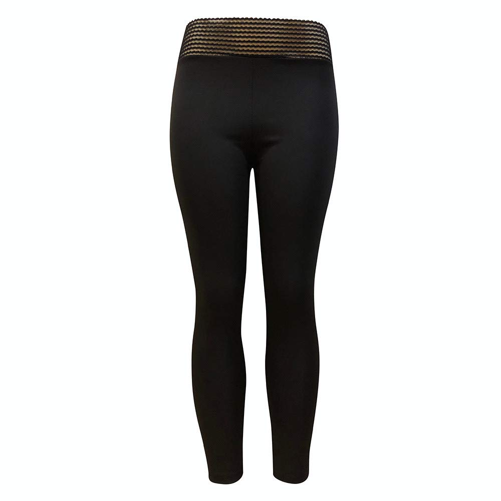 Women's Workout Leggings Pants- Fitness Sports Gym Running Yoga Athletic Fashion Pants- Sunsee Teen 2019 New Year