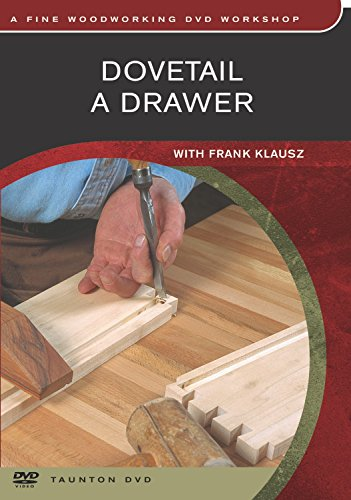 Dovetail a Drawer: with Frank Klausz (Dovetail A-drawer Dvd)