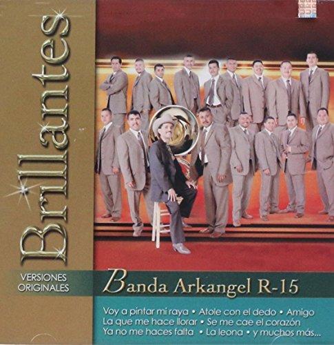 Banda Arkangel R-15 (20 Exitos - Serie Brillantes Sony-4029)
