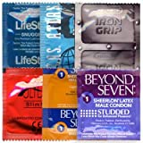 Snugger Fit Condom Sampler 24 Pack