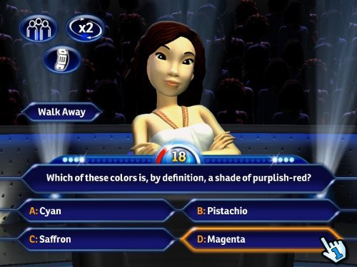 Who Wants to be a Millionaire? - Nintendo Wii by Ubisoft