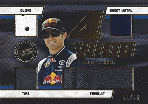 KASEY KAHNE 2012 Press Pass Racing 4 WIDE MEMORABILIA for sale  Delivered anywhere in USA