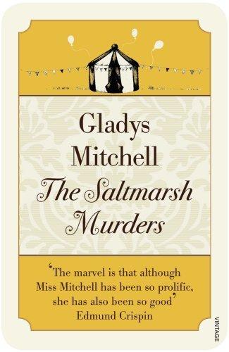"""The Saltmarsh Murders by Mitchell, Gladys (2009) Paperback"" av Gladys Mitchell"