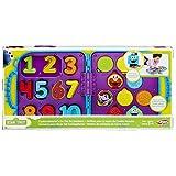 Sesame Street Playskool Cookie Monsters On The Go Numbers