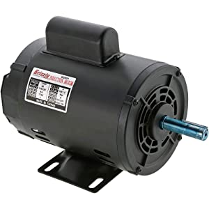 Grizzly G2901 Single-Phase Motor