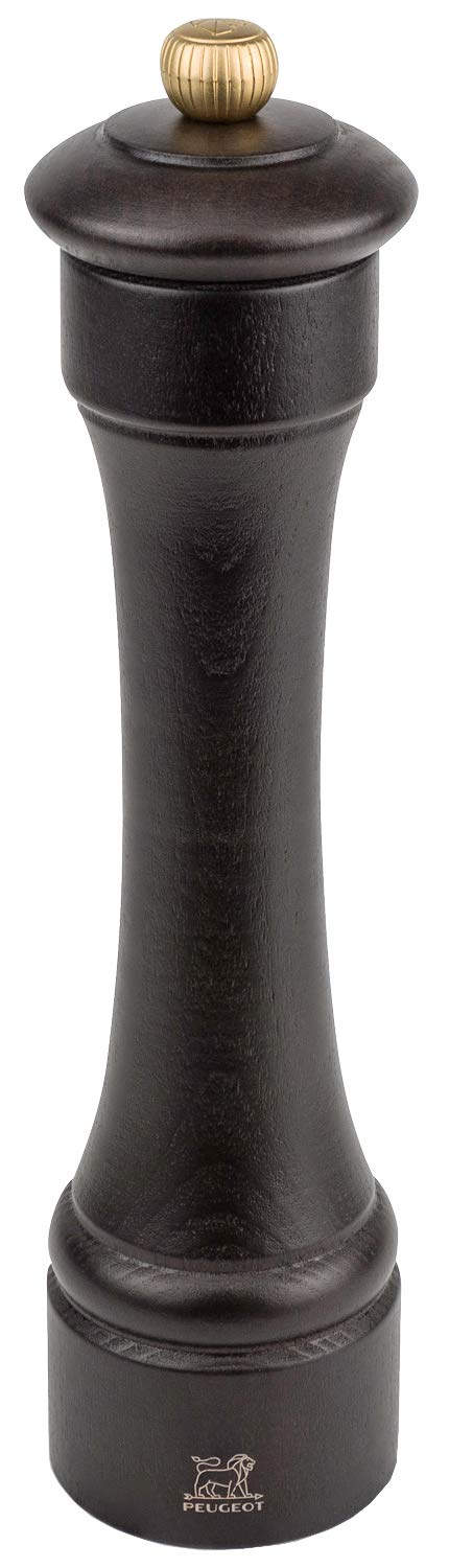 Peugeot 22648 Hostellerie 8.75 Inch Pepper Mill, Chocolate by Peugeot