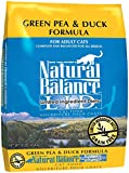 Natural Balance Green Pea & Duck Formula Dry Cat Food - 10 lb