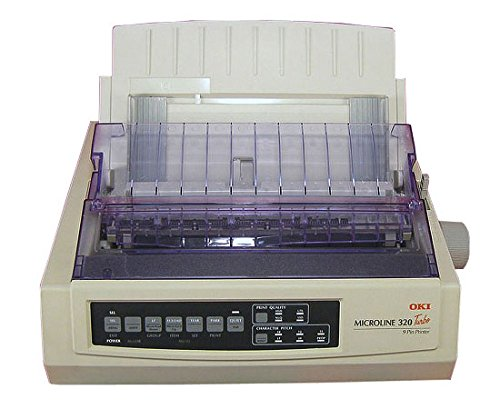 OKI 62411601 - Oki MICROLINE 320 Turbo Dot Matrix Printer - 9-pin - 435 cps Mon